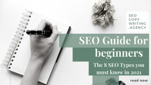 seo types for beginners