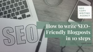 How to write seo-friendly blogposts